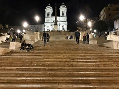 Spanish Steps (ewvarn) Tags: italy rome florence pisa venice vacation trafalgar elviratrafalgar