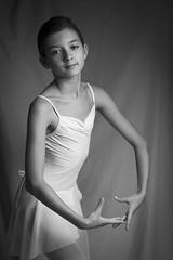 DSC06193 (javier_plazamar) Tags: minoltaaf100mmf28softfocus a850 sonyalpha850 sony ballet blackandwhite blackwhite bw portraits