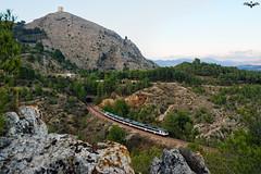 Regional en Cocentaina (lagunadani) Tags: paisaje castillo cocentaina 592 592200 5922 alicante