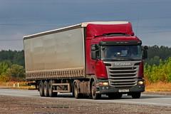 Scania G400   300  116 (RUS) (zauralec) Tags: kurgancity therouter254irtysh254 scania g400  300  116 rus
