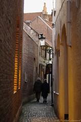 Beloved Brugge (Natali Antonovich) Tags: belovedbrugge brugge bruges belgium belgique belgie romanticism lifestyle street couple pair together heandshe architecture oldtown oldtime oldworld oldest autumn pensiveautumn