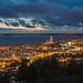 'A Golden Twilight' - Swansea Bay