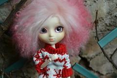 DSC_4657 (DollEmiou) Tags: kotori pulliptiphona custo mohair pink obitsu cutedoll doll pullip