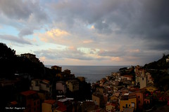 Riomaggiore (Tabita Biondi) Tags: riomaggiore cinqueterre liguria italia italy mare sea