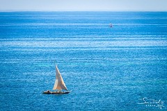 The Indian Ocean (The Sands Kenya) Tags: beach island kenya africa indian ocean diani