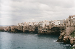 000000650007 (badshmuel) Tags: italy vacation analog film fed2 analogphotography amalficoast amalfi polignanoamare