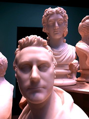 Busts in Room 20, National Portrait Gallery, London (Snapshooter46) Tags: busts room20 npg nationalportraitgallery artgallery london heads
