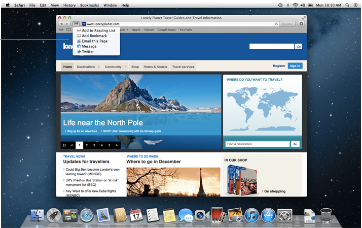 OS X 10.10.1 users have problems with Safari and YouTube
