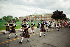 """_D3_6605 (Photographie Alexi """"Alvin"""" Dagher Photography) Tags: pictures street city people musician music irish canada men green heritage wool field proud kids drums person photography scotland costume women day kilt photographer play quebec photos 1st pics outdoor montreal flag pipes culture july scottish pride skirt canadian historic parade professional formation event entertainment musical talent instrument marching happybirthday bagpipes tradition clowns kilts karnak celebrate alvin cultural shriners entertain performancegroup happinness royalwestacademy canadadayparade2014 alexidagher"""