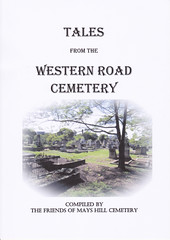 Book - Tales from the Western Road Cemetery