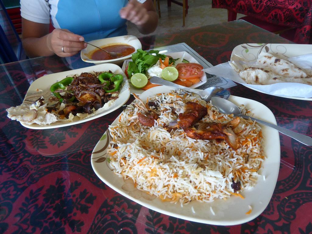 Pakistani Lunch