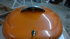 Replacement Deck Lid
