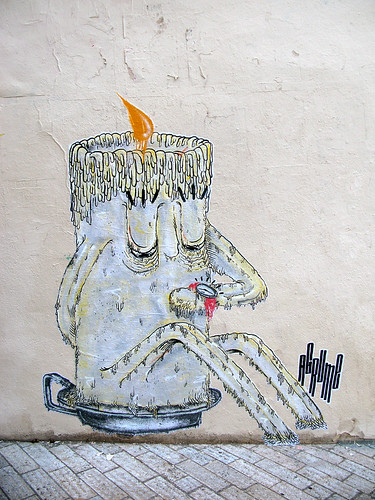 Pasted paper by Agrume [Lyon, France]