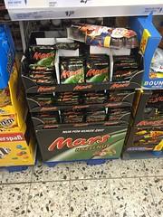 Mars Limited Edition Hazelnut (Like_the_Grand_Canyon) Tags: candy sweet chocolate limitededition schoko riegel