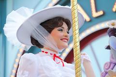 Mary Poppins (thelostprincessss) Tags: disneyland mary disney parade marypoppins mainstreetusa poppins disneyparade disneyparks facecharacter soundsational mickeyssoundsationalparade marypoppinsspoonfulofrhythm