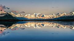 Andes reflected in lake (Valter Patrial) Tags: patagonia argentina workshop austral santacruzprovince 2470mmf28zassm slta99v