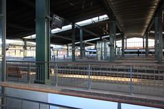 At the railway station today (heller_dk) Tags: train railway zug trains tog dsb zge jernbane jernbaner christianhellerjensen