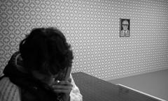 administration (elisachris) Tags: urban blackandwhite bw berlin abandoned prison ddr ricohgr gdr eastberlin verlassen ostberlin detention hohenschönhausen gefängnis verwaltung schwarzweis untersuchungshaftanstalt erichhonnecker gedenkstättehohenschönhausen