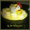 1517435_10202179856976694_8792964288579252019_n (Artesanato com amor by Lu Guimaraes) Tags: galinha artesanato porta ovos crochê