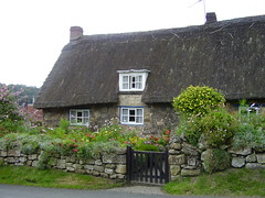 La maison de mes rêves (mmarple62) Tags: uk landscape yorkshire cottage paysage maison chaume chaumière chocolateboxhouse