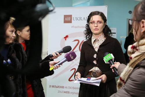 World AIDS Day 2014: Ukraine