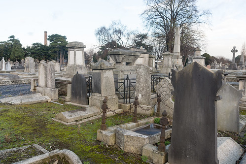 Mount Jerome Cemetery & Crematorium is situated in Harold's Cross Ref-100486
