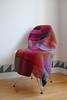 Manta (Mi Mitrika) Tags: tricot handmade riscas manta lã quadrados papertilles