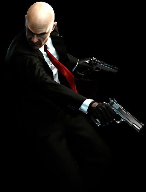 Renders de Jogos - hitman_absolution___agent_47 - Designer Sempre