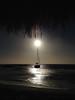 View from the Tiki (gimmeocean) Tags: sunset sailboat stlucia tikihut iphone saintlucia ansechastanet iphone5 iphoneography iphonenography maximumchillin