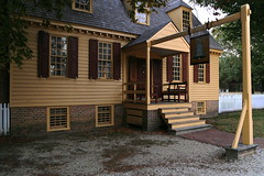 The Blue Bell, Colonial Williamsburg, Williamsburg, Virginia (catnahat) Tags: building english history museum architecture canon eos virginia living colonial american storefront williamsburg historical british 18thcentury colony 6d thebluebell middletownefarms