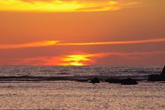 Sunset Los Cobanos, El Salvador (ARNAUD_Z_VOYAGE) Tag