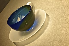 cup inception (Satelitas) Tags: reflection cup tea corning glassmuseum