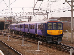 Class 319, 319365 (mike_j's photos) Tags: crewe multiple emu unit northernrail class319 319365