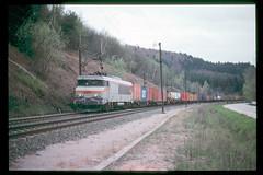 1997-0090 - SNCF - BB15040 @Lutzelbourg