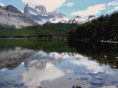 El Chalten desde la Laguna Capri (carlostenca) Tags: