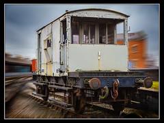 Brake Van (deltic22) Tags: museum zoom guard railway van mosi