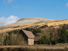 Brecon Beacons 2nd March 2015 (14) (Gareth Lovering Photography 5,000,061) Tags: park mountains wales landscape olympus reservoir national brecon beacons cray omd lovering em1 crai danyrogof