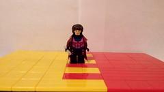 PCB Gambit Minifigure 2/12/15 (Red Flannel) Tags: phoenix bricks xmen custom gambit minifgure