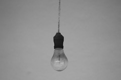 ideas with absence of color (Rodrigo Alceu Dispor) Tags: bw color lamp up alone with expression sigma dirt minimalism id