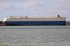 "Southampton ""Sincerity Ace"" (davidhann34016) Tags: docks ship southampton vehiclecarrier sincerityace"