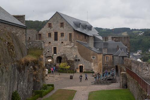 Bouillon - Château