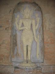 Multi-Armed Statue in Bagan