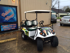 "Incredible Hulk golf cart decals. Custom Graphics <a style=""margin-left:10px; font-size:0.8em;"" href=""http://www.flickr.com/photos/69723857@N07/16777338856/"" target=""_blank"">@flickr</a>"