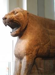 DSCN3034 (Nemoleon) Tags: june lions britishmuseum assyrian 2016