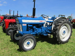 Ackworth Steam Festival 17.7.2016 (56) (bebopalieuday) Tags: ackworth steamrally ford 4000 major 1966 classictractor pontefract westyorkshire
