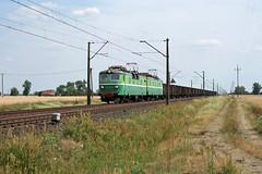 PKP ET40-59 (19.07.06 Bachore) (Gandetalbahner) Tags: pkp et40 train coaltrain eisenbahn magistralaweglowa pkpcargo bachore