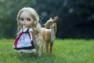 gretel and the fawn