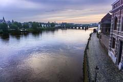 Maastricht (Flapweb) Tags: holland netherlands dutch night maastricht landscape sony alpha6000 ilce6000