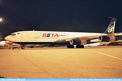 Beta Cargo - PP-BSE (Aviacaobrasil) Tags: betacargo boeing707 edinilsonmarques