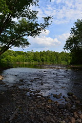 'The Great Outdoors' (miranda.valenti12) Tags: blue trees wild sky cloud tree green look clouds forest river landscape outside outdoors movement woods rocks stream skies outdoor branches pebbles greenery around wilderness warer